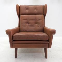 Svend Skipper Wingback Lounge Chair by Svend Skipper - 603405
