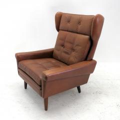 Svend Skipper Wingback Lounge Chair by Svend Skipper - 603406