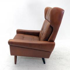 Svend Skipper Wingback Lounge Chair by Svend Skipper - 603407