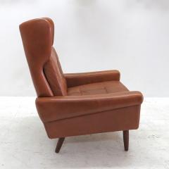 Svend Skipper Wingback Lounge Chair by Svend Skipper - 603408