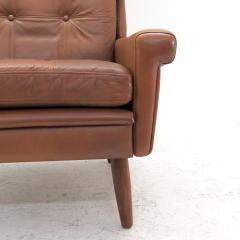 Svend Skipper Wingback Lounge Chair by Svend Skipper - 603410