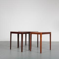 Svenn Eske Kristensen Nesting Tables for Pontoppidan Denmark 1960 - 1531805
