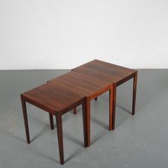 Svenn Eske Kristensen Nesting Tables for Pontoppidan Denmark 1960 - 1531806