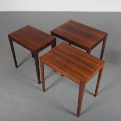 Svenn Eske Kristensen Nesting Tables for Pontoppidan Denmark 1960 - 1531807