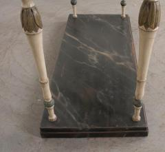 Swedish 19th Century Carved and Painted Console - 1806969