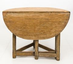 Swedish Gateleg Table - 1092981