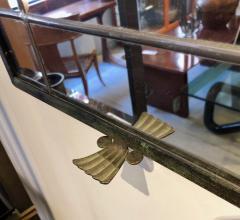 Swedish Grace Period Bronze Mirror - 1054532