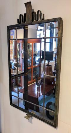 Swedish Grace Period Bronze Mirror - 1054534