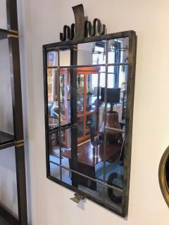Swedish Grace Period Bronze Mirror - 1054536