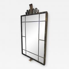 Swedish Grace Period Bronze Mirror - 1055012