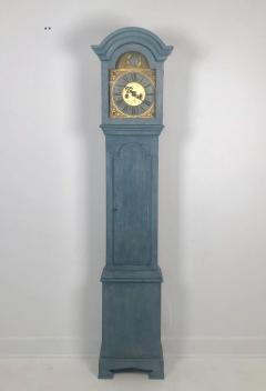 Swedish Grandfather Clock 18th Century - 1708978