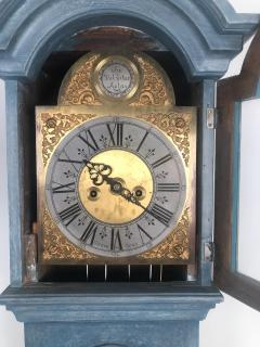 Swedish Grandfather Clock 18th Century - 1708982