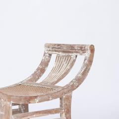 Swedish Neoclassical Stool - 1677663