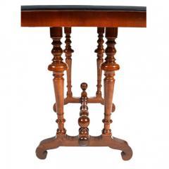 Swedish Rectangular Occasional Walnut Table Circa 1880 - 167807