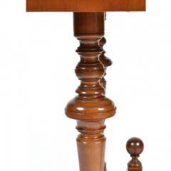 Swedish Rectangular Occasional Walnut Table Circa 1880 - 167808