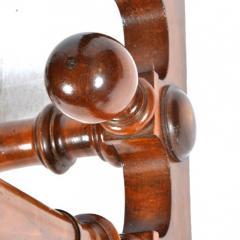 Swedish Rectangular Occasional Walnut Table Circa 1880 - 167810