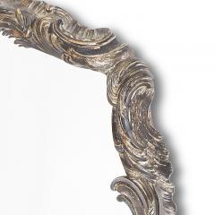Swedish Silvered Neo Rococo Mirror - 1502733