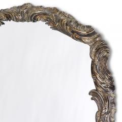 Swedish Silvered Neo Rococo Mirror - 1502735
