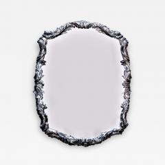 Swedish Silvered Neo Rococo Mirror - 1505882