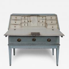 Swedish Slant Front Writing Desk - 116739