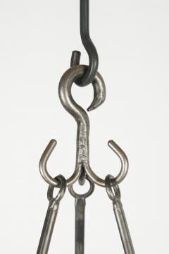 Swedish chandelier 60s - 1782839