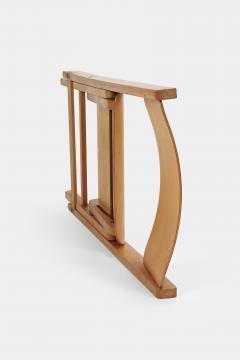 Swiss Birchwood Folding Chair 40 s - 1575809