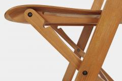 Swiss Birchwood Folding Chair 40 s - 1575832