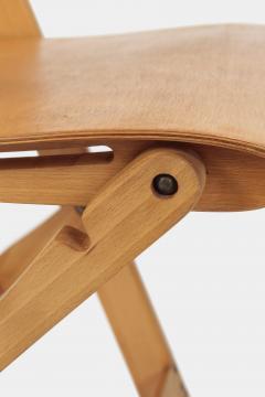 Swiss Birchwood Folding Chair 40 s - 1575839
