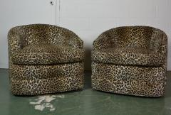 Swivel Tub Chairs by Henredon - 1101790