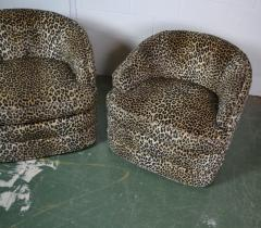 Swivel Tub Chairs by Henredon - 1101791