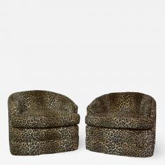 Swivel Tub Chairs by Henredon - 1103266