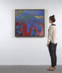 Syd Solomon Blue Reach - 1484902