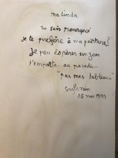 Sylvain Legrand Un Amour Rouge et Bleu - 1780361