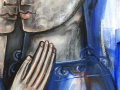 Sylvain Legrand Un Amour Rouge et Bleu - 1780365