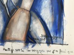 Sylvain Legrand Un Amour Rouge et Bleu - 1780366