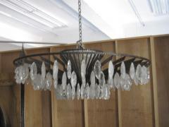 Sylvain Subervie Rock Crystal chandelier by Sylvain Subervie - 1901224