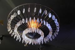 Sylvain Subervie Rock Crystal chandelier by Sylvain Subervie - 1901225