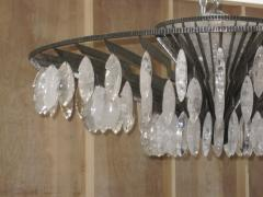 Sylvain Subervie Rock Crystal chandelier by Sylvain Subervie - 1901227