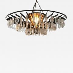 Sylvain Subervie Rock Crystal chandelier by Sylvain Subervie - 1901833