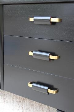T H Robsjohn Gibbings 1950s 6 Drawer Modernist Dresser - 1555050