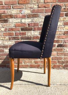 T H Robsjohn Gibbings Custom Set of Six Dining Chairs by Robsjohn Gibbings - 1533919