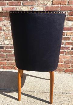 T H Robsjohn Gibbings Custom Set of Six Dining Chairs by Robsjohn Gibbings - 1533921