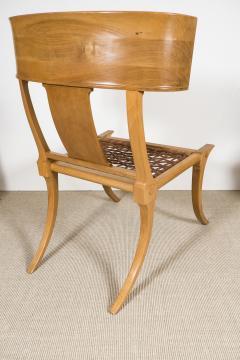 T H Robsjohn Gibbings Klismos Saridis Chair by T H Robsjohn Gibbings - 1541371