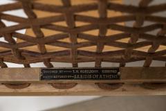 T H Robsjohn Gibbings Klismos Saridis Chair by T H Robsjohn Gibbings - 1541373