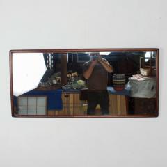 T H Robsjohn Gibbings Mirror by T H Robsjohn Gibbings for Widdicomb Mid Century Modern Classic 1950s - 1532392