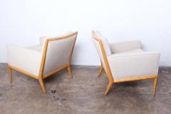 T H Robsjohn Gibbings Pair of Lounge Chairs by T H Robsjohn Gibbings - 2127900