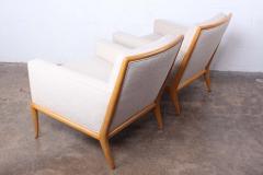 T H Robsjohn Gibbings Pair of Lounge Chairs by T H Robsjohn Gibbings - 2127903