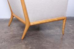 T H Robsjohn Gibbings Pair of Lounge Chairs by T H Robsjohn Gibbings - 2127904