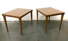 T H Robsjohn Gibbings Rare Pair Robsjohn Gibbings Side Tables - 2168410