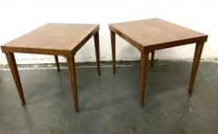 T H Robsjohn Gibbings Rare Pair Robsjohn Gibbings Side Tables - 2168412